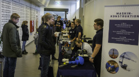Open day at AAU Esbjerg