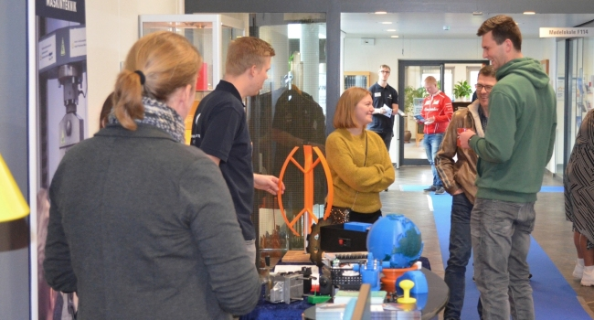 Open Day at AAU Esbjerg attracted students from afar